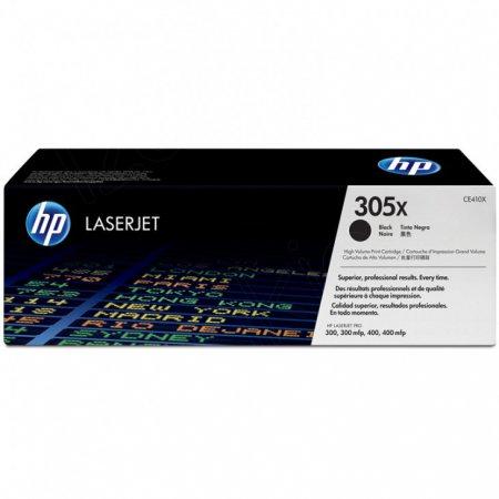 Hewlett Packard CE410X (305X) Black Toner Cartridge