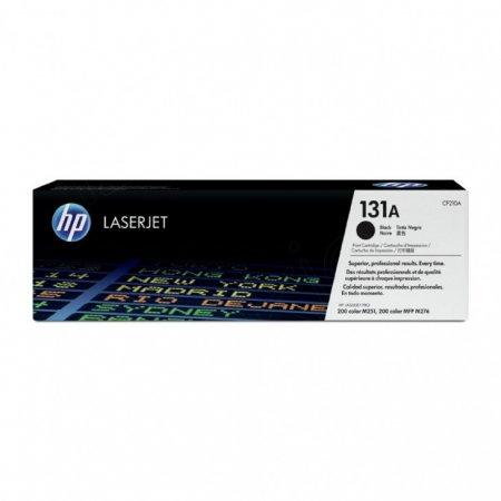 Hewlett Packard CF210A (131A) Black Toner Cartridge