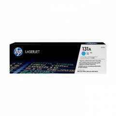 Hewlett Packard CF211A (131A) Cyan Toner Cartridge