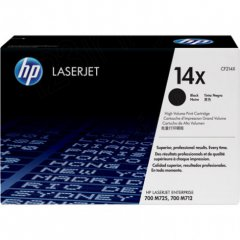Hewlett Packard CF214X (14X) Black Toner Cartridge