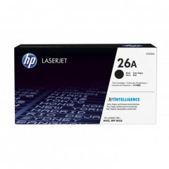 HP Original 26A Black Laser