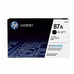 HP Original 87A Black Laser
