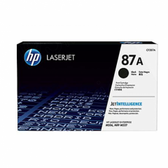 HP Original 87A Black Laser