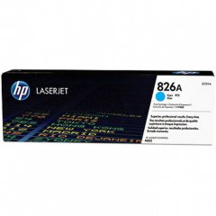 Hewlett Packard CF311A (826A) Cyan Toner Cartridge