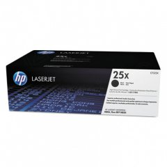 Hewlett Packard CF325X (25X) Black Toner Cartridge