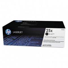 Hewlett Packard CF325X (25X) Black Toner Cartridge