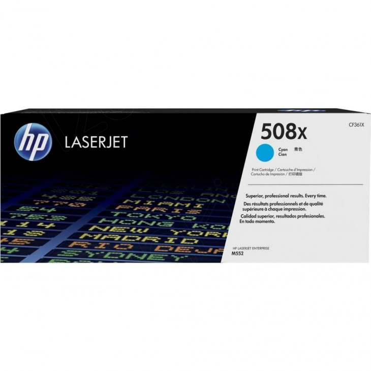 HP Original CF361X High Yield Cyan Toner