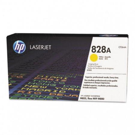 Hewlett Packard CF364A (828A) Yellow Drum Cartridge