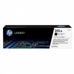 HP Original 201A Black Laser