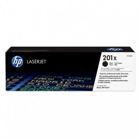 HP Original 201X High Yield HY Black Laser