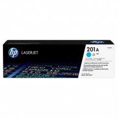 HP Original 201A Cyan Laser