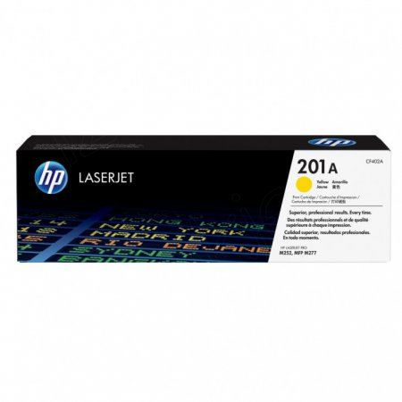 HP Original 201A Yellow Laser