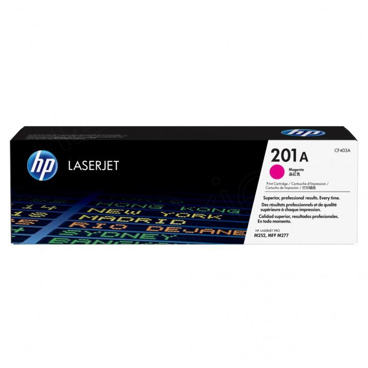 HP Original 201A Magenta Laser