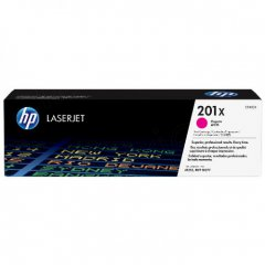 HP Original 201X High Yield HY Magenta Laser