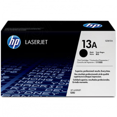 Hewlett Packard Q2613A (13A) Black Toner Cartridge