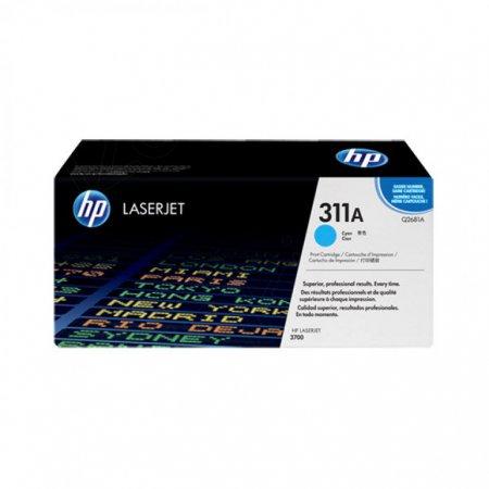 Hewlett Packard Q2681A (311A) Cyan Toner Cartridge