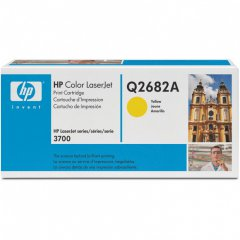Hewlett Packard Q2682A (311A) Yellow Toner Cartridge