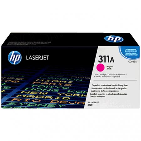 Hewlett Packard Q2683A (311A) Magenta Toner Cartridge