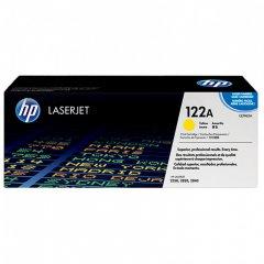 Hewlett Packard Q3962A (122A) Yellow Toner Cartridge