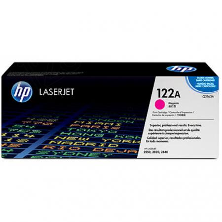 Hewlett Packard Q3963A (122A) Magenta Toner Cartridge