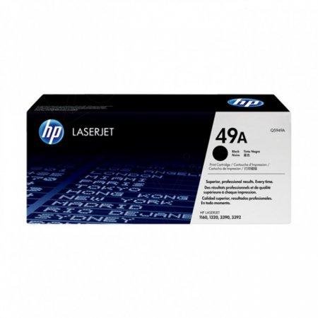 Hewlett Packard Q5949A (49A) Black Toner Cartridge