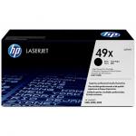 Hewlett Packard Q5949X (49X) Black Toner Cartridge