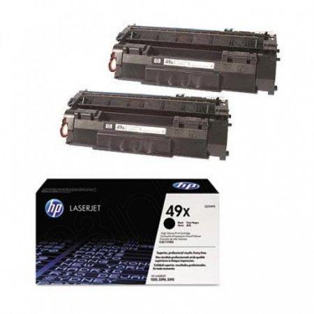 Hewlett Packard Q5949XD (49XD) Black Toner Cartridge