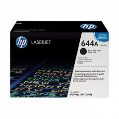 Hewlett Packard Q6460A (644A) Black Toner Cartridge