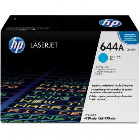 Hewlett Packard Q6461A (644A) Cyan Toner Cartridge