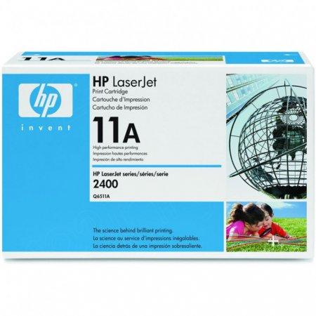 Hewlett Packard Q6511A (11A) Black Toner Cartridge