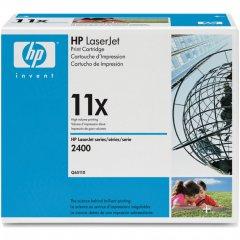 Hewlett Packard Q6511X (11X) Black Toner Cartridge