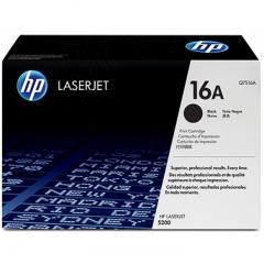 Hewlett Packard Q7516A (16A) Black Toner Cartridge