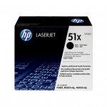 Hewlett Packard Q7551X (51X) Black Toner Cartridge