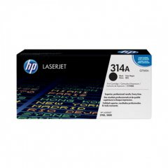 Hewlett Packard Q7560A (314A) Black Toner Cartridge