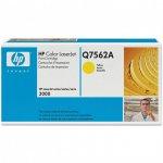 Hewlett Packard Q7562A (314A) Yellow Toner Cartridge