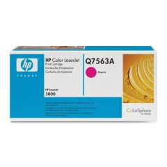 Hewlett Packard Q7563A (314A) Magenta Toner Cartridge