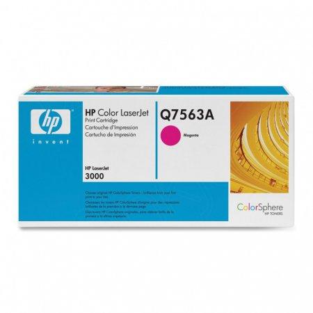 Hewlett Packard Q7563A (314A) Magenta Toner Cartridge