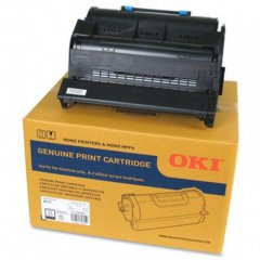 HY Black OEM Toner Cartridge for Okidata 45488901