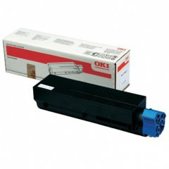 Okidata Original 45807110 Extra High Yield Black Toner