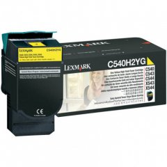HY Yellow OEM Toner for Lexmark C540H2YG