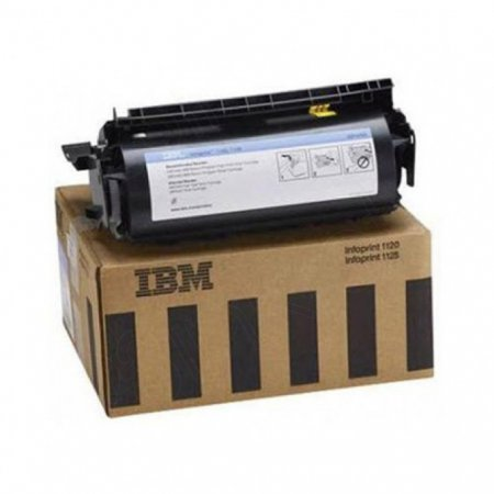 IBM 28P2010 High-Yield Black OEM Toner Cartridge