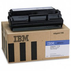 IBM 28P2420 Black OEM (original) Toner Cartridge