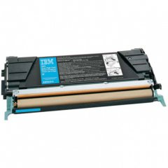 IBM 39V0311 Cyan OEM Toner Cartridge for Infoprint 1534/1634