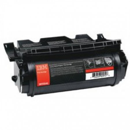 IBM 39V0542 Standard Yield Black OEM Toner Cartridge