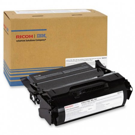 IBM 39V0546 EHY Black Return-Program OEM Toner Cartridge