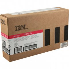IBM 39V1627 EHY Magenta OEM Toner Cartridge for Infoprint 1634