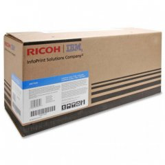 Infoprint 39V1924 EHY Cyan OEM Laser Toner Cartridge for 1764
