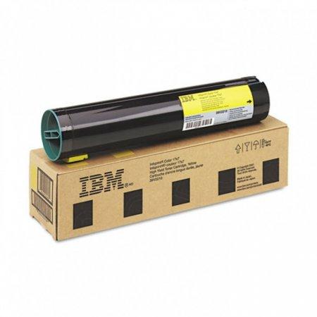 IBM 39V2210 Yellow OEM Toner Cartridge for Infoprint 1767
