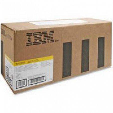 IBM 39V4425 EHY Yellow OEM Toner Cartridge for Infoprint C2057