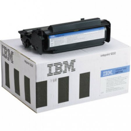IBM 53P7705 Black Return-Program OEM Laser Toner Cartridge